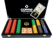 Copag COPAG 300 POKER SET Poker Set Black