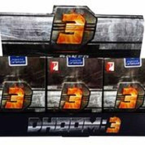 Dhoom 3 cards black 105gm