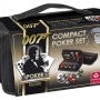 James Bond JAMES BOND 150 POKER SET Poker Set Black