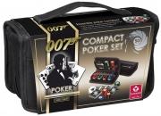 James Bond JAMES BOND 150 POKER SET Poker Set Black