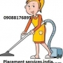 maid services in all over india and abroad