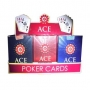 Parksons	ACE POKER Cards Red, Blue, Black