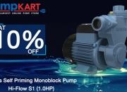 Get Havells Self Priming Monoblock Pump Online