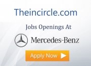 Jobs in Mercedes Benz