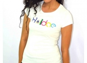 Round neck holidae-t-shirt