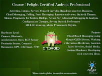 Training internship & placement for 2015 fresher, felight