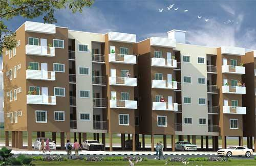 3bhk flats for sale near electronic city.bmrda approved.