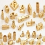 Manufacturer, Exporters and suppliers of varied range of Brass Components