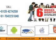 MobappsSolutions : Mobile Application Development Training in Delhi