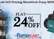 Shop Online Lubi Self Priming Monoblock Pump MDH-25B (0.5HP)