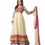 Stylist N Fabulous Semi-Stitched Special Anarkali Salwar Kameez,Salwar Kameez,Dress,