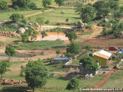 Developed land farms available for sale in banglore at reasonable price near kanakapura r