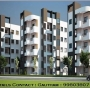 2 & 3 BHK for sale at No Pre- EMI in concorde wind rush project