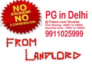 Cheap and best pg in delhi at palam colony near d…