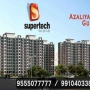 Supertech Azaliya @ 9555077777