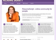 WordPress Resume Builder Themes