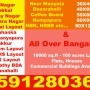 50X80site West Facing Rs. 3200/sq.ft Mico Layout Begur Road