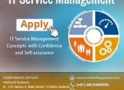 Apply IT Service Management Concepts, or Talk About it With Confidence and Self-assurance