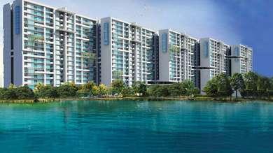 Sjr watermark 2/3 bhk residential apartments for sale in sarjapur road