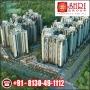 2/3 BHK Apartments in Shri Radha Sky Garden Noida Extension