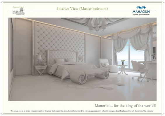 Pictures of Call on 08882224433 for mahagun manorial noida sector 128 noida expressway 4