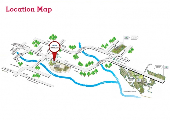Pictures of Call on 08882224433 for mahagun manorial noida sector 128 noida expressway 2