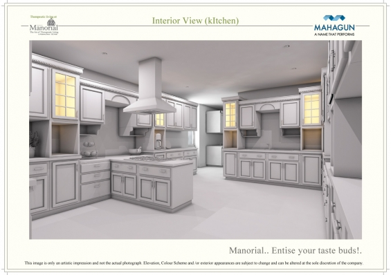 Pictures of Call on 08882224433 for mahagun manorial noida sector 128 noida expressway 5