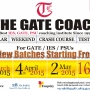 - Coaching for Gate-IES-PSU