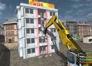 Demolition Of Aparment Through Tamil Nadu