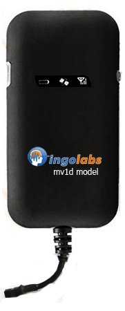 Gps tracker mv1d for only 1999rs/
