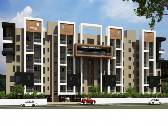 2 and 3 bhk flats in electronic city phase 2-concorde group