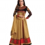 Buy Classic and Fabulous Anarkali Salwar Kameez,Embroidered Salwar Kameez