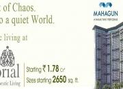 Mahagun Manorial Noida Expressway - Ultra Luxury Golf facing Apartments