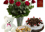 Order online Cakes, Gifts, Flowers and Chacolates to Hyderabad