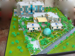 Architectural models in india