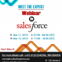 Attention Salesforce Professionals and Aspirants – Salesforce Webinar
