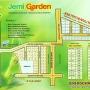 Jemi garden nagar at sriperumbadur land for sale