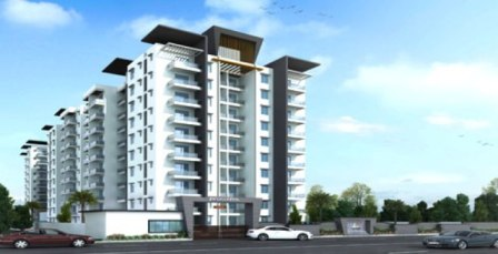 A super luxurious 1490sq.ft 3 bed/2 bath apartment for sale in aecs layout,b blk,bangalore
