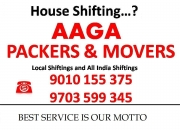 AAGA Packers and Movers