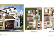 Buy villas, near art of living ashram