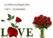 Local Florist in Manipal – India Call- 09243284333