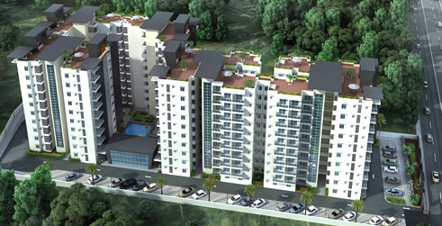 Princeton luxury flats-2bhk for sale,with good connectivity to arterial roads