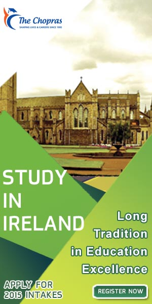 Chance to get into ireland's top universities is here