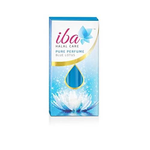 Iba halal care pure perfume blue lotus, 8ml