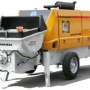 Putzemeister 1407 Concrete pump is available for sale/rent/hire in New Delhi.
