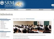 admission under  management quota  in SRM,2015-2016