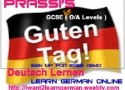 Online german lessons with live instructor led courses