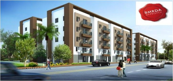 2 bhk apartments in chandapur circle