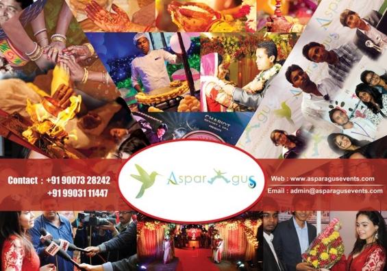 Asparagus event group
