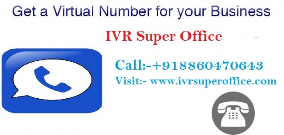 Get a virtual number for your business - call @ +918860520461